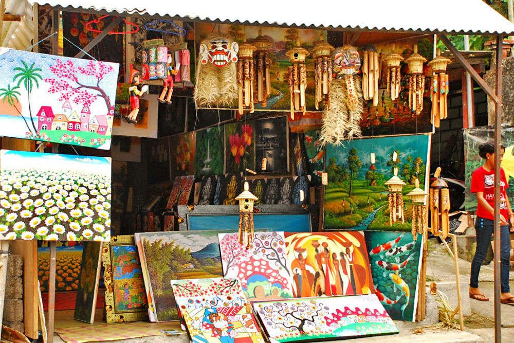 Tegallalang Handicrafts Village