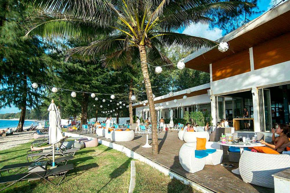 Bliss Beach Club