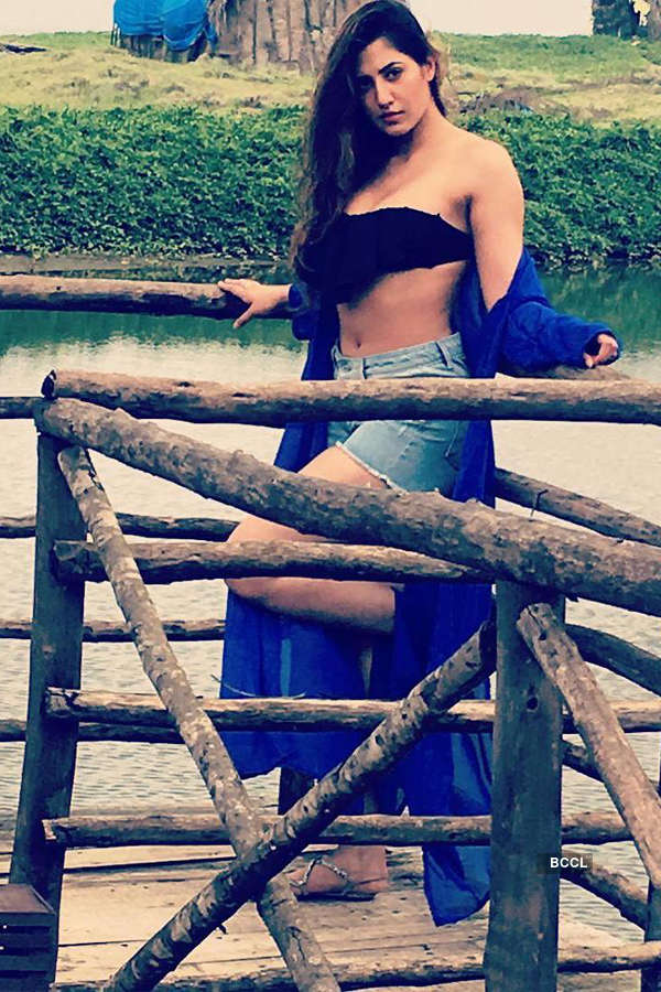 In Pics: Natasha Assadi redefines sensuousness!