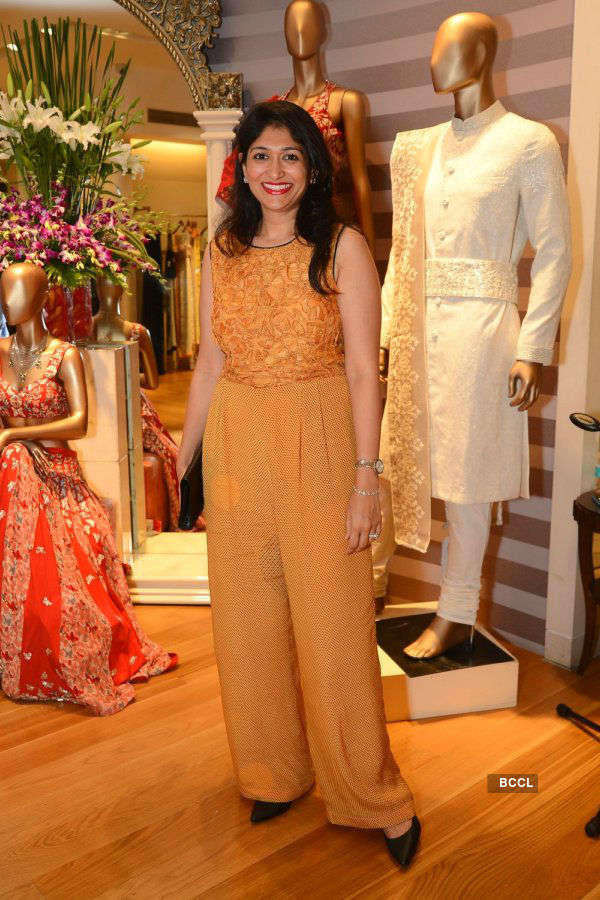 Dev R Nil's Festive Collection: Launch