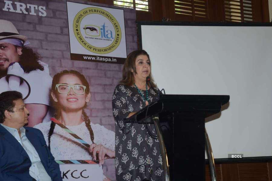 Farah Khan to design choreography course