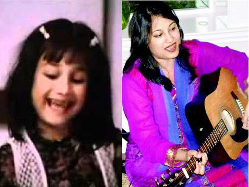 Mini from \'Masoom\' now sings for her daughter