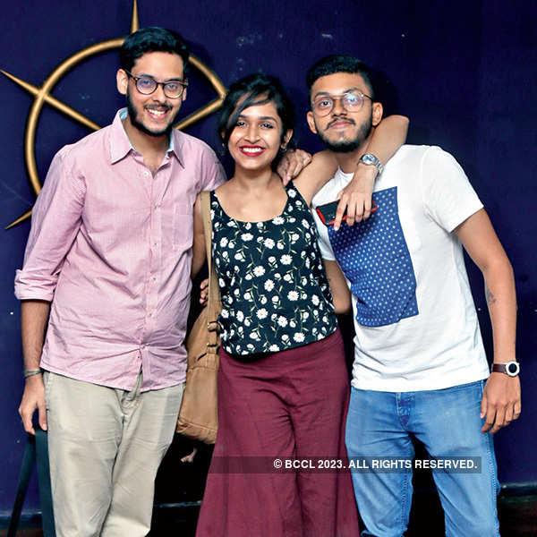 Aditya Sengupta, Kheya Chattopadhyay And Meghdut Performs