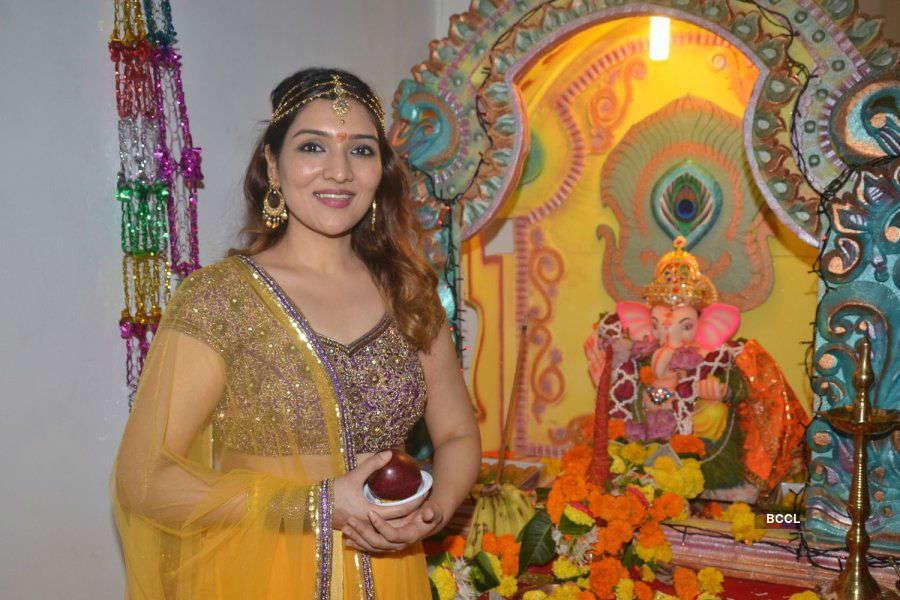 Celebs celebrate Ganesh Chaturthi