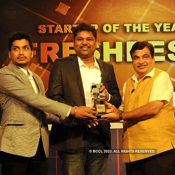 ET Startup Awards 2016