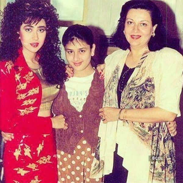 Kareena Kapoor's family photo
