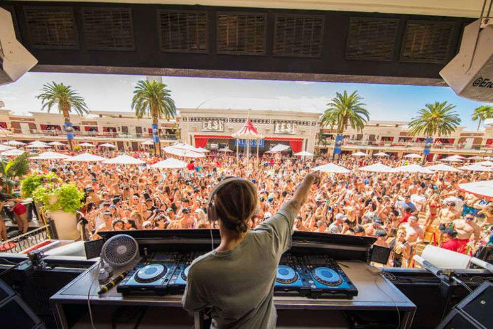 Encore Beach Club Las Vegas Get
