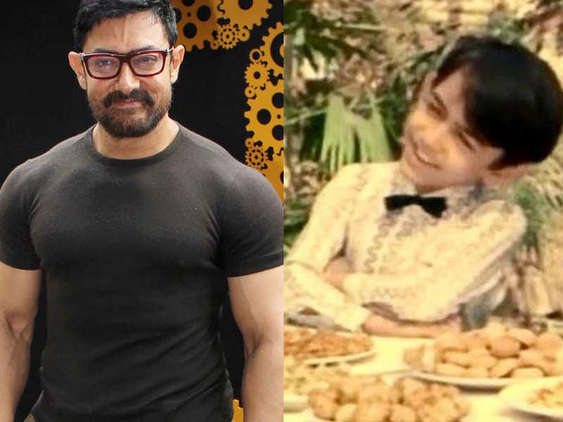 Aamir Khan from 'Yaadon Ki Baraat': Then and now