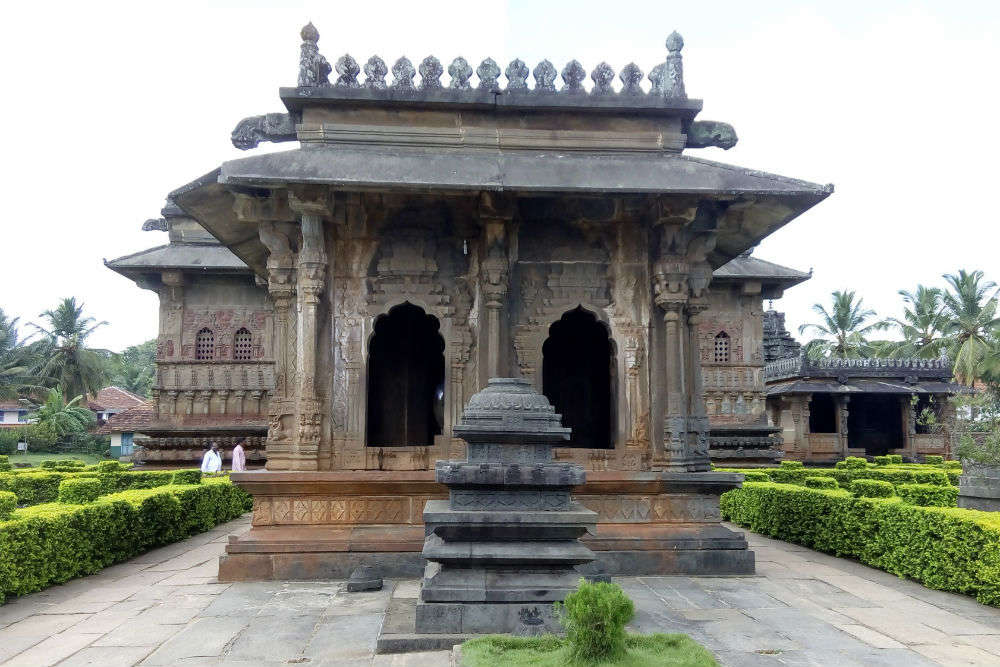 Ikkeri Aghoreshwara Temple