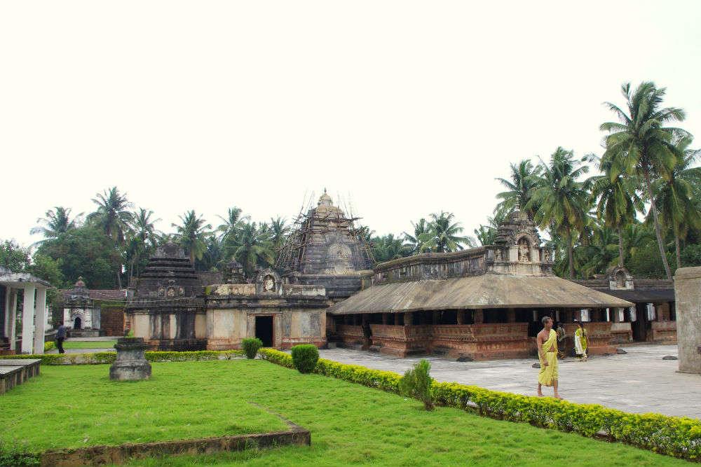 Banavasi Madhukeshwara Temple