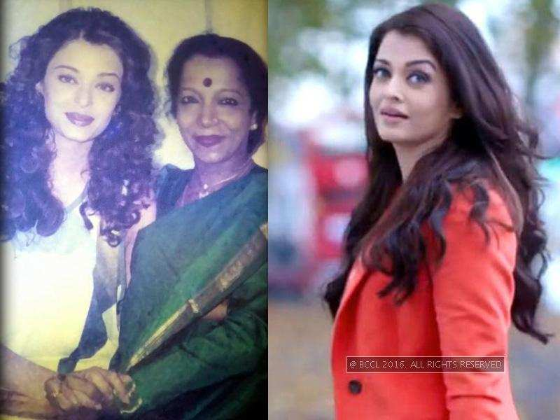 Then And Now: This Throwback Pic Of Aishwarya Rai Bachchan