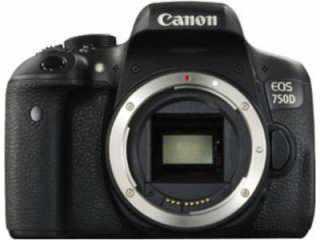Compare Canon EOS 750D (Body) Digital SLR Camera vs Canon
