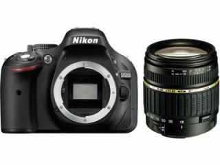 Compare Nikon D5200 (Body) Digital SLR Camera vs Nikon D5300 (Body