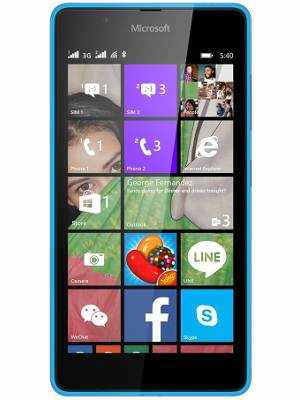Microsoft Lumia 540 Dual SIM - Price, Full Specifications & Features at Gadgets Now
