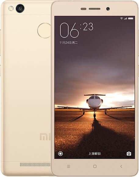 Compare Xiaomi Redmi 3S Prime vs Xiaomi Redmi 4X 32GB