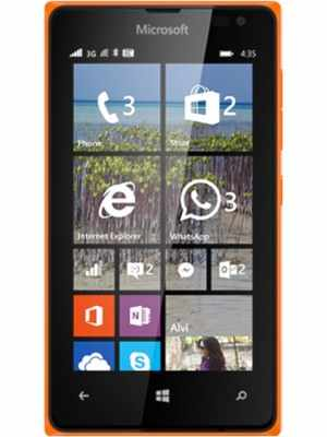 Image Gallery lumia 435 vs 635