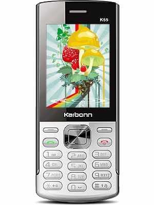 Compare Karbonn K55 vs Samsung Guru E1282: Price, Specs