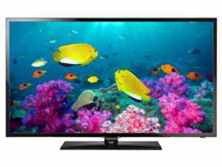 Compare Samsung UA40F5500AR 40 inch LED Full HD TV vs VU