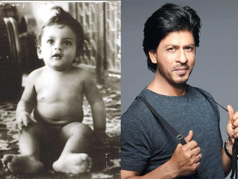 shahrukh khan childhood
