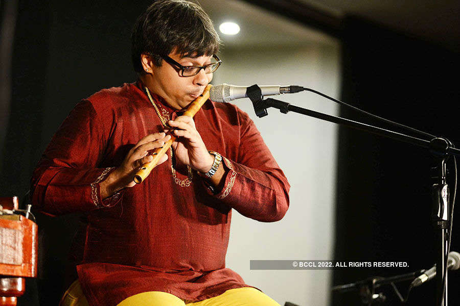 Flute concert by Shashank
