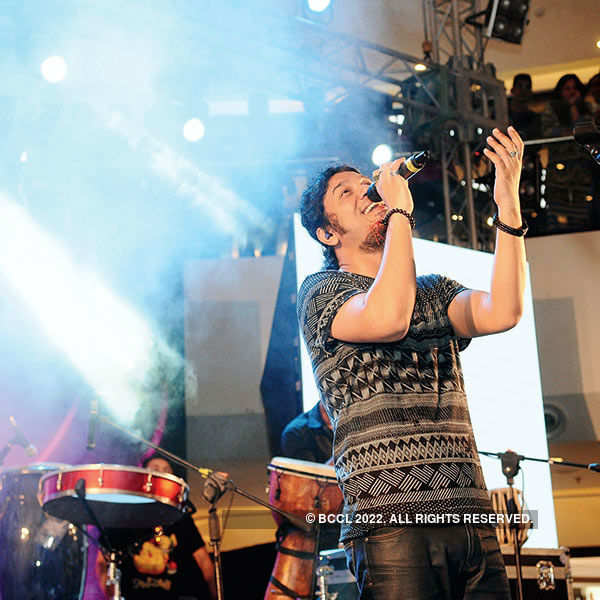Papon's live in concert