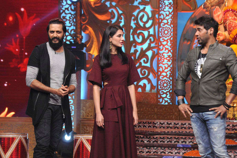 Kumkum Bhagya: On the sets