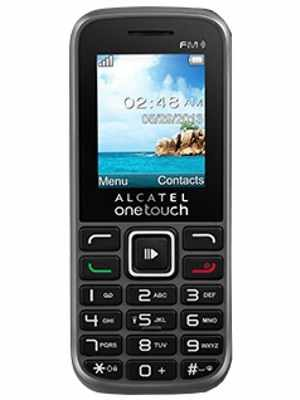 Alcatel One Touch 1041 Price In India Full Specifications