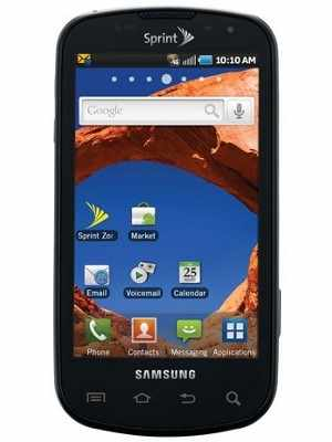 Compare Samsung Epic 4G vs Samsung Galaxy Ace Duos S6802: Price