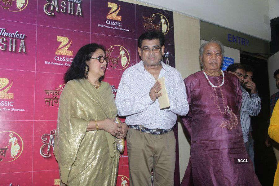 Timeless Asha: A concert for Asha Bhosle's 83rd birthday