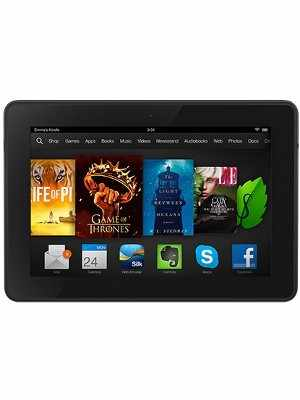 Compare Amazon Kindle Fire HDX 7 32GB WiFi vs Apple iPad