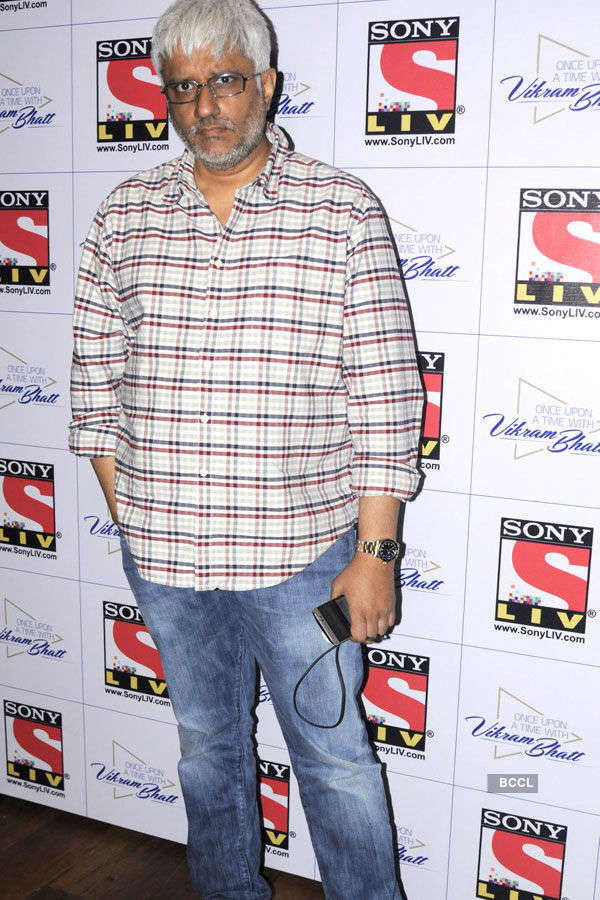 Once Upon A Time with Vikram Bhatt: Press Meet
