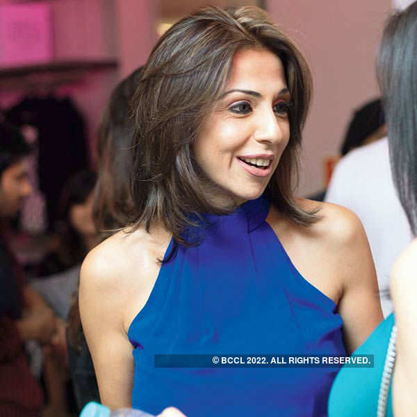 Aditi launches M&S autumn collection