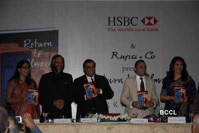 Book Launch: 'Return to Almora'