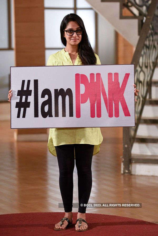 Superstar Bahus join #IamPink