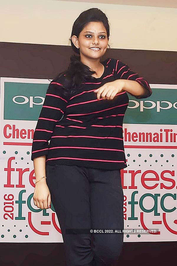Fresh Face auditions @ KCG College of Technology
