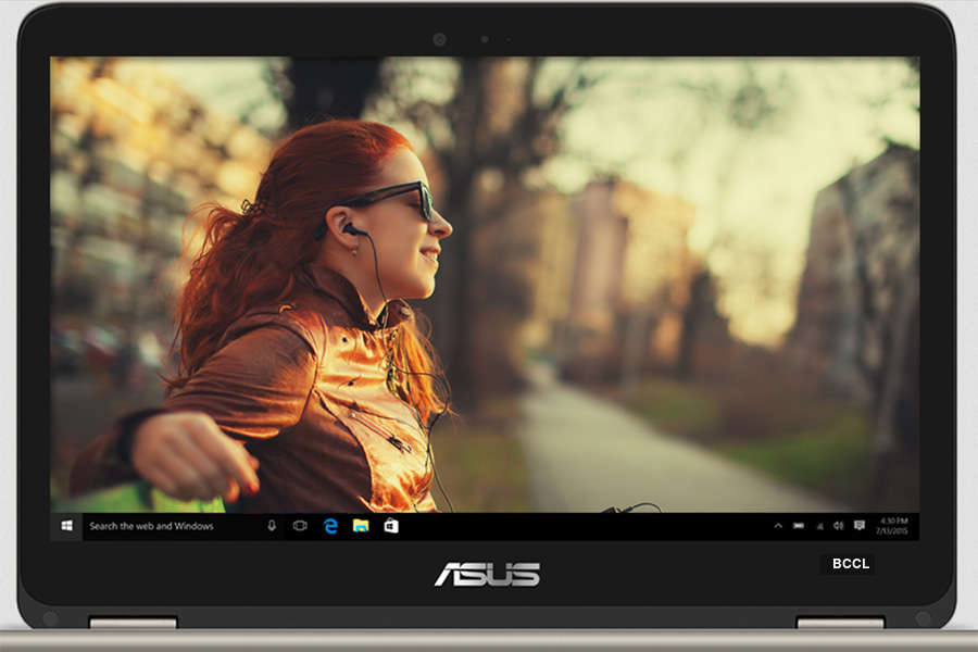 Asus ZenBook Flip UX360CA launched