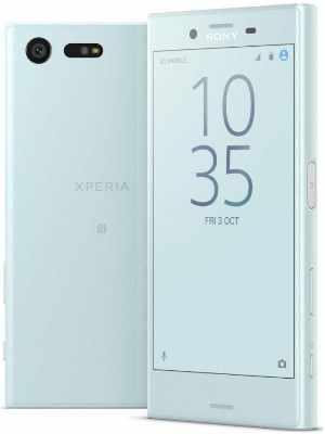 Compare Sony Xperia X Compact vs Sony Xperia XZ2 Compact