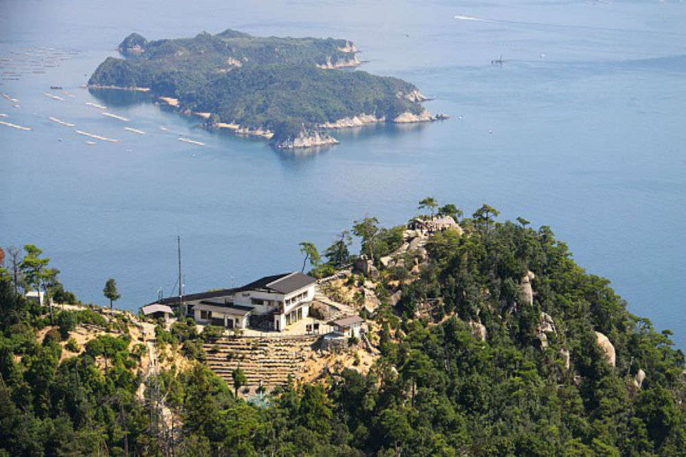 Explore Mount Misen and the Momijidani Park