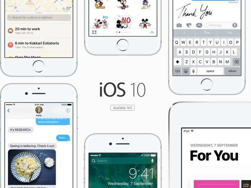 Apple iOS 10 India update: Complete download guide