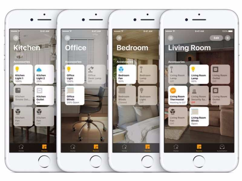 Expanded HomeKit framework for smarter home automation