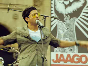 Rock On 2: Jaago song