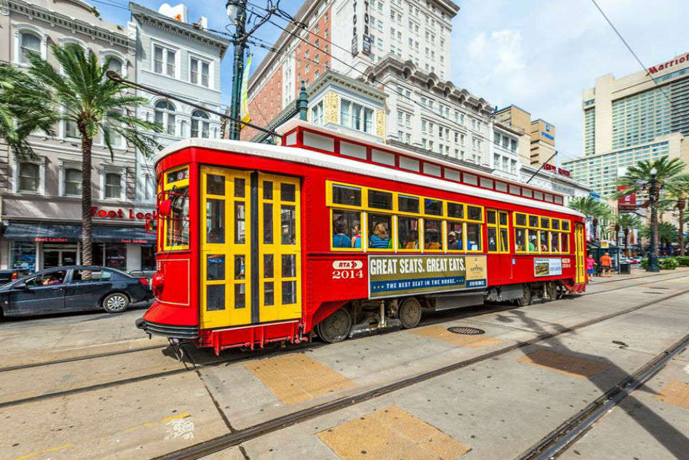 Streetcar experience