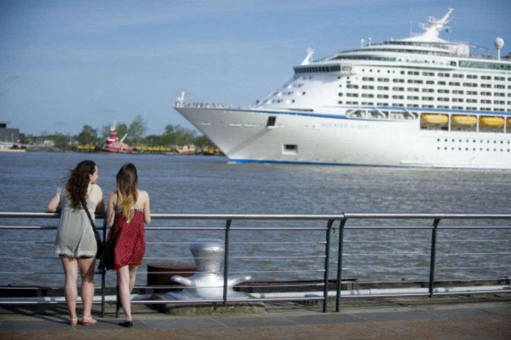 Waterfront walk