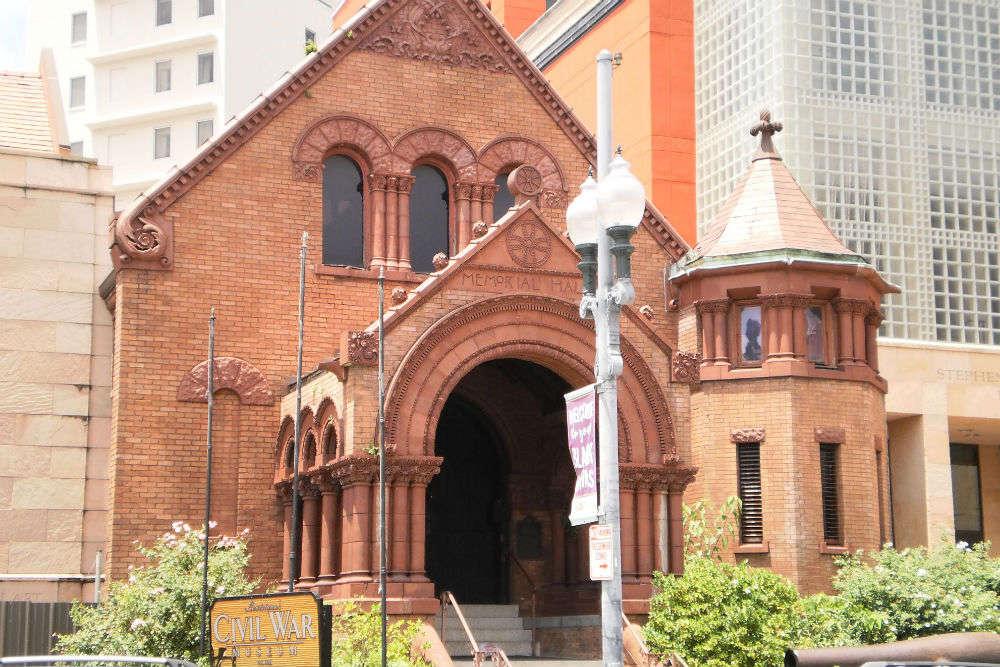 Confederate Hall Memorial Museum