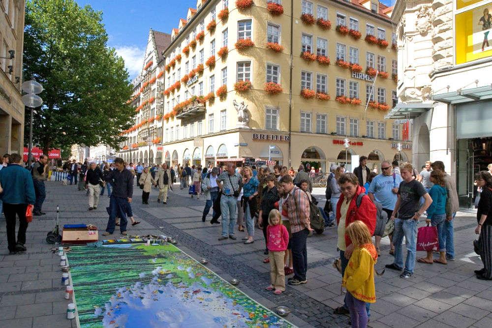 Explore Munich's street art