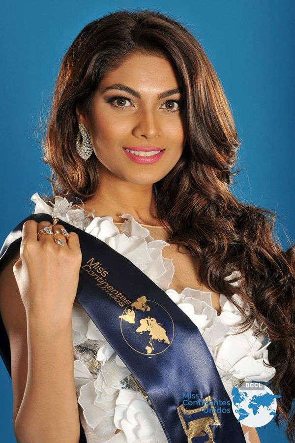 Lopamudra Raut's journey at Miss United Continents 2016
