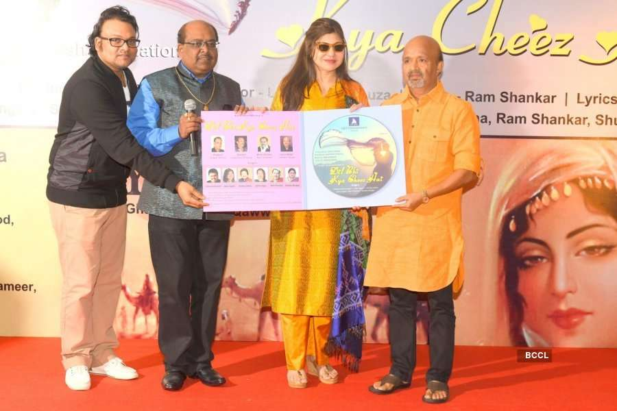 Dil Bhi Kya Cheez Hai: Album launch