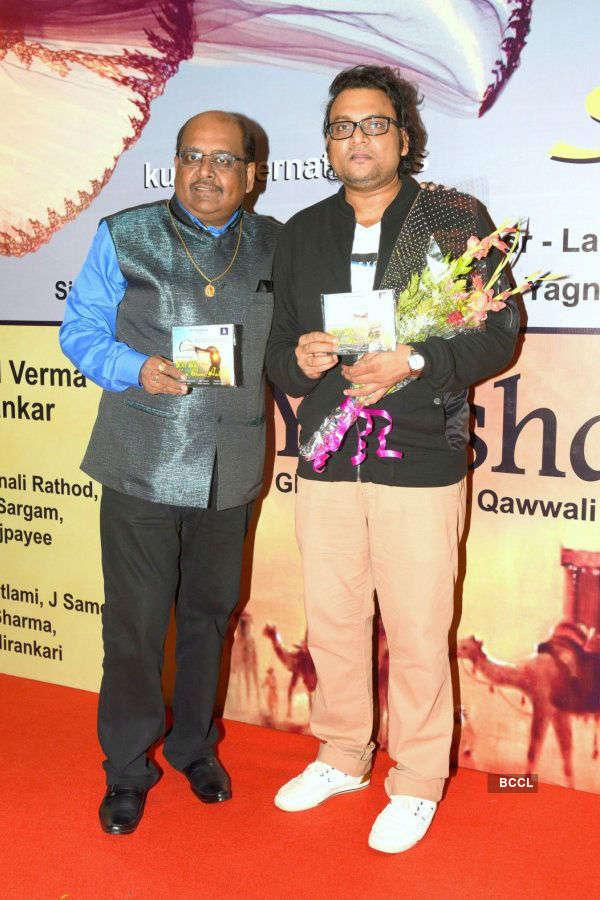 Dil Bhi Kya Cheez Hai: Album launch