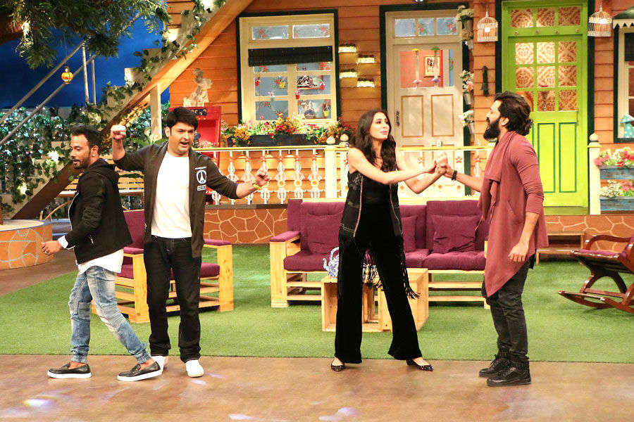 The Kapil Sharma Show: Behind The Scenes