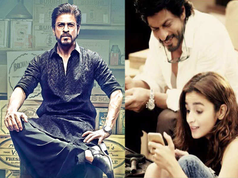 SRK's 'Raees' trailer to be attached with 'Dear Zindagi'
